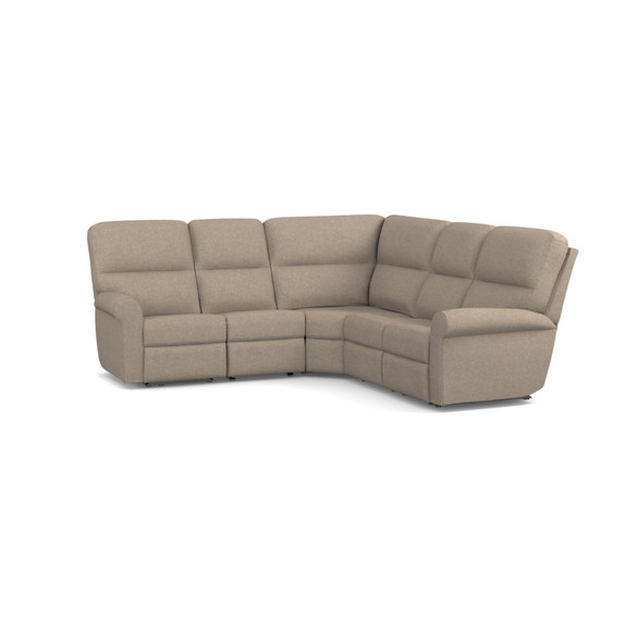 Off White L Shaped Sectional