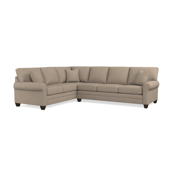 Captivating CU.2 Large L Shaped Sectional
