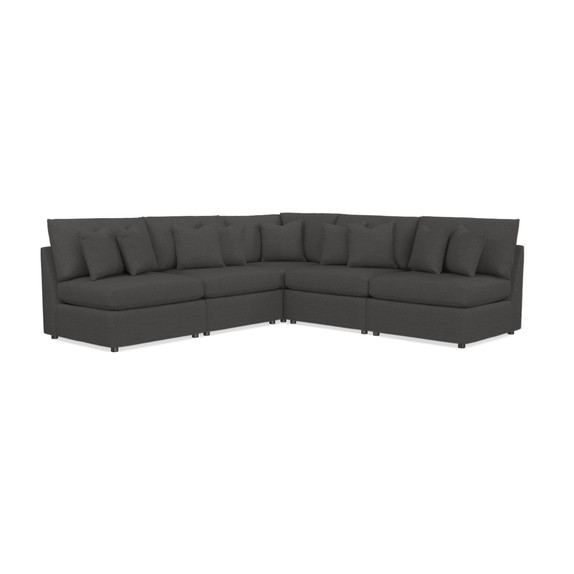 shaped sectional u couch covers with two chaises leather